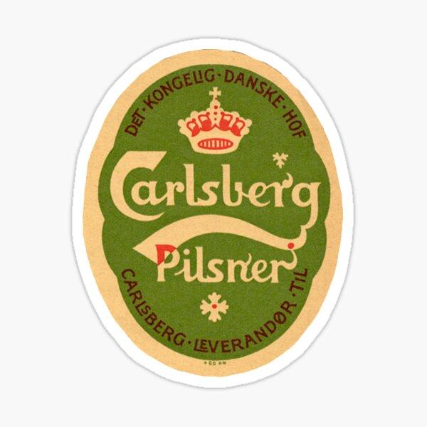 Carlsberg Pilsner Sticker