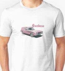 Holden HQ Sandman Panel Van design Unisex T-Shirt