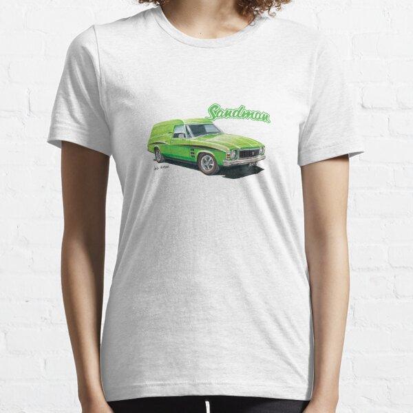 Holden HJ Sandman Panel Van design Essential T-Shirt