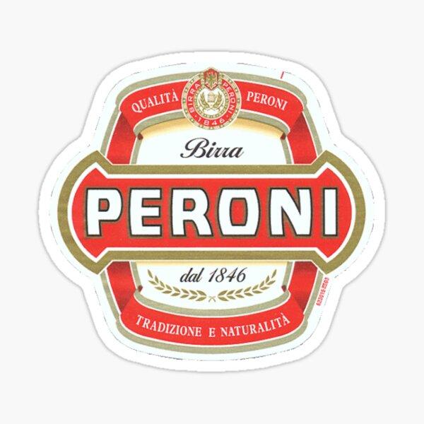 Peroni Red Label Rare Sticker