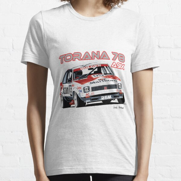 Peter Brock Design gezeichnet von Mike Harbar. Essential T-Shirt