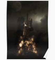 Burn The witch Poster