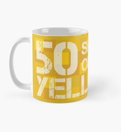 50 Shades of Yellow Mug