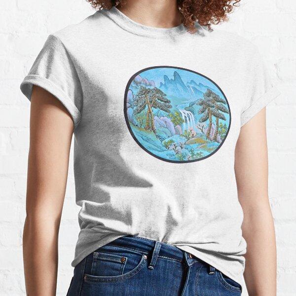 Eat Sleep Meditate Buddhism T-Shirt, Buddha Tee, Buddhist Gift, Buddhism Shirt, Buddha Lover Gifts, Zen Classic T-Shirt