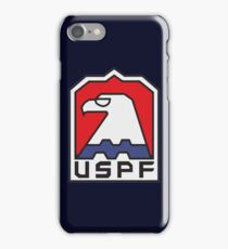 USPF - ESCAPE FROM NEW YORK iPhone Case/Skin