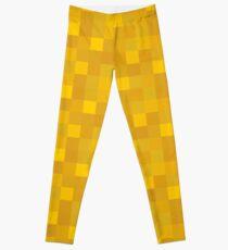 50 Shades of Yellow Leggings
