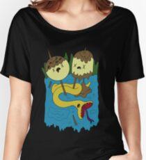 Bubblegum's Rock Shirt V1 Women's Relaxed Fit T-Shirt