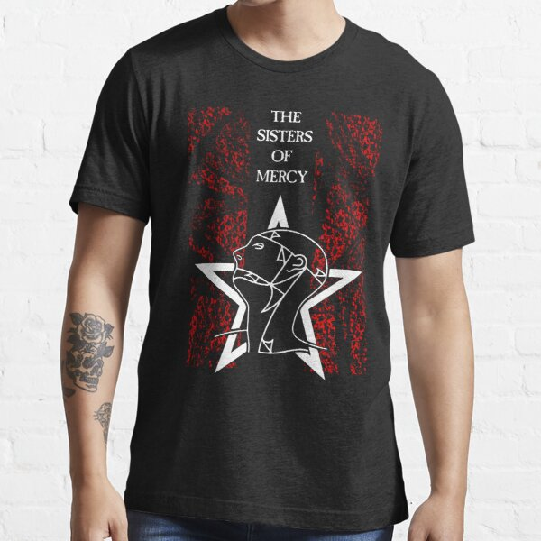 First and Last and Always - White - The Sisters of Mercy Essential T-Shirt