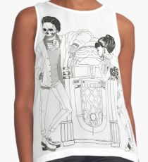 The Monster Mash Contrast Tank