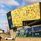 Blackpool-Golden box by jasminewang