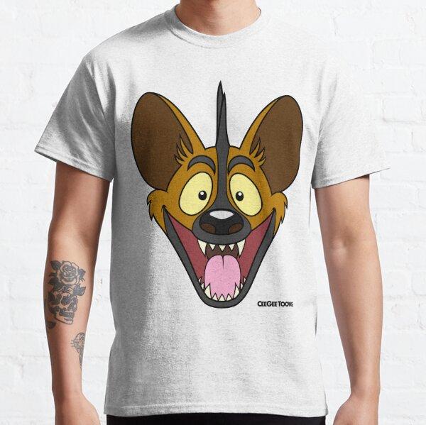 Laughing Hyena Classic T-Shirt