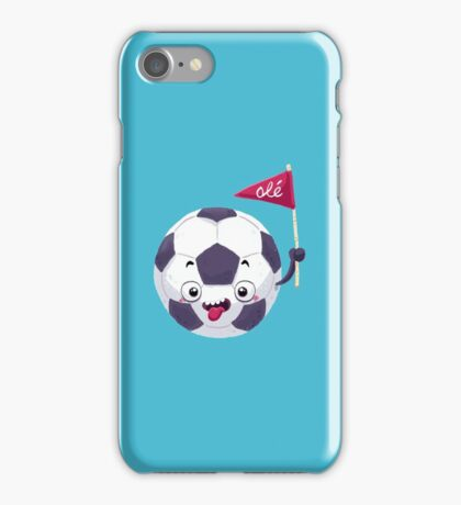 Football Face iPhone Case/Skin