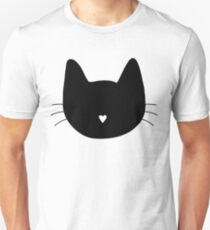 Cat Heart Nose T-Shirt