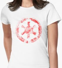 Galactic Empire Logo Womens Fitted T-Shirt