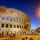 Nights at the Colosseum by Hercules Milas