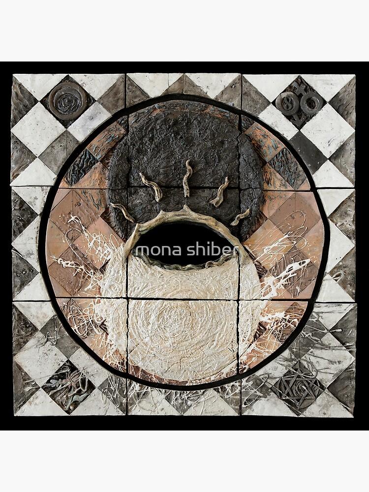 Hatha: union of sun moon by MonaShiber
