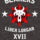 Träger - Liber Lorgar von GroatsworthTees