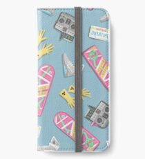Back to the Future iPhone Wallet/Case/Skin