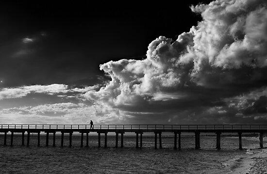 Walk alone by mellosphoto