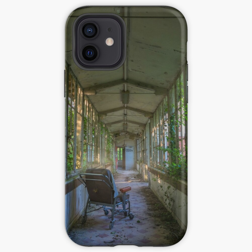 The green mile iPhone-Hülle & Cover