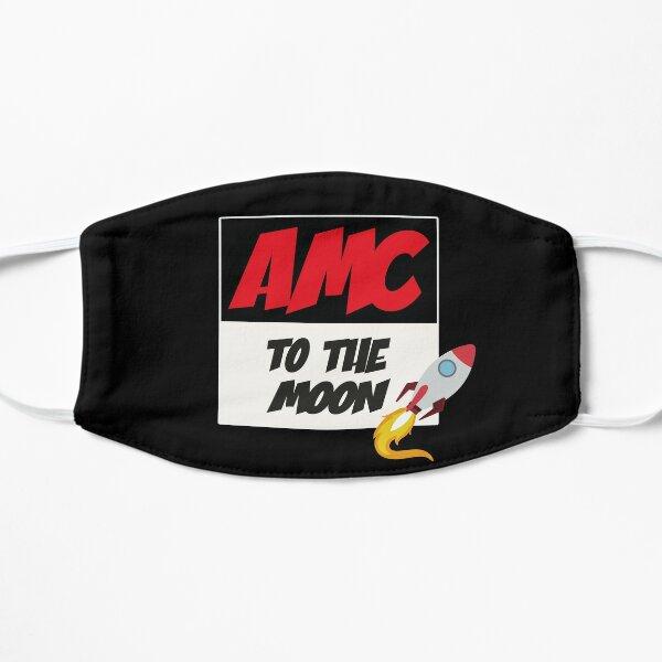 AMC Rocket To The Moon Flat Mask