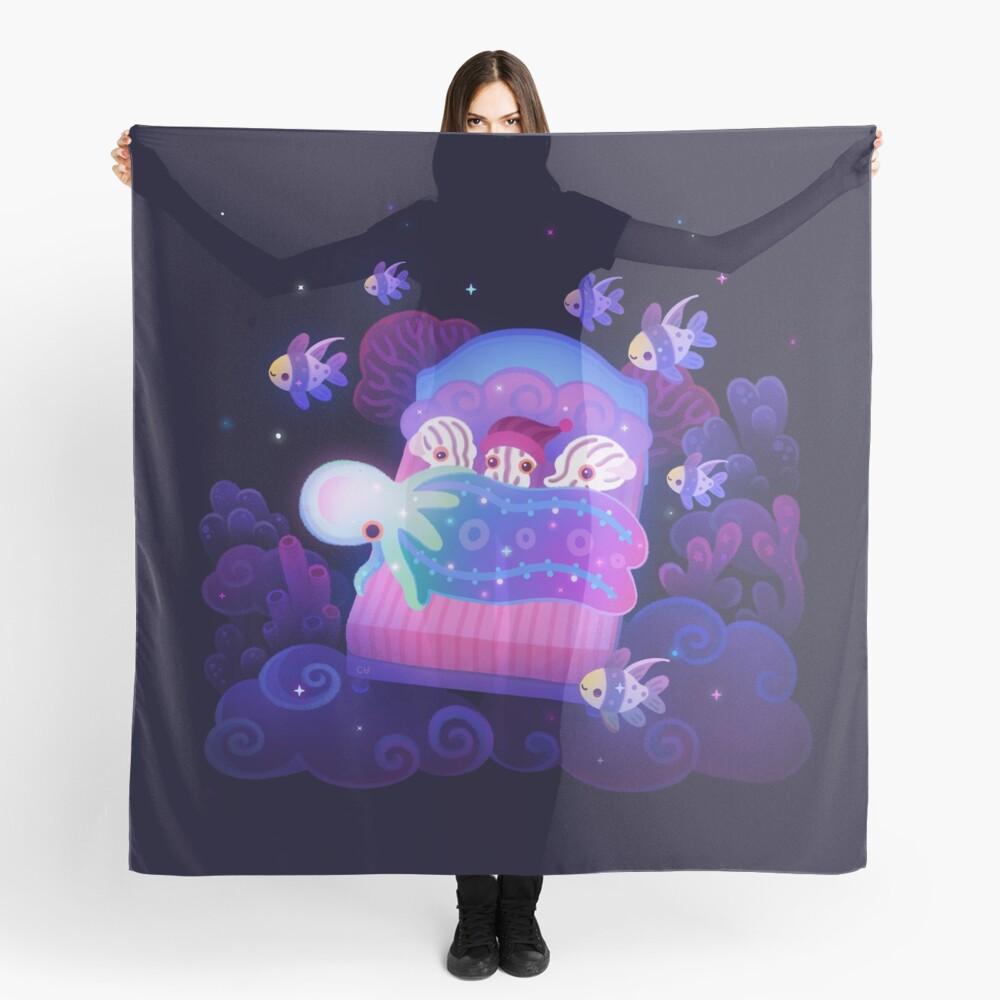 Blanket octopus Scarf