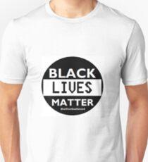 #BlackLivesMatter Unisex T-Shirt