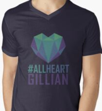 #AllHeartGillian - Blue T-Shirt