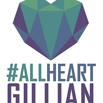 #AllHeartGillian - Blue by allheartgillian