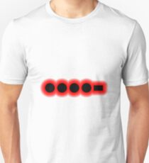 Morse Code Number 4 T-Shirt