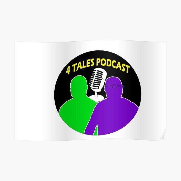 4 tales podcast Poster