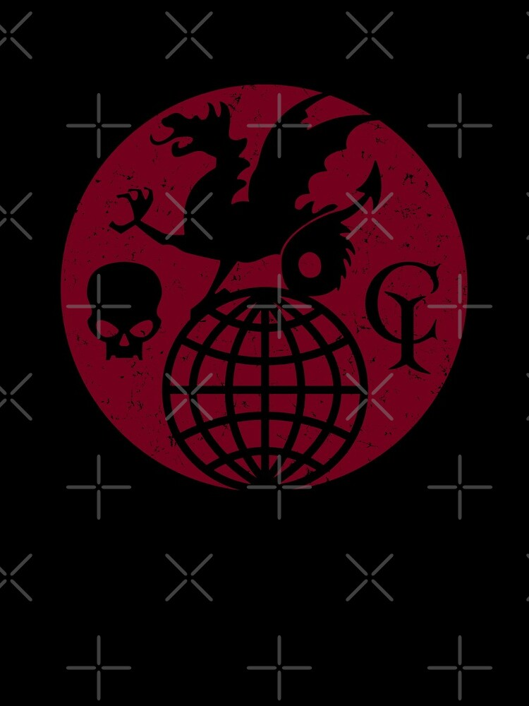 The Guild of Calamitous Intent logo — The Venture Bros. by C-N-Designs