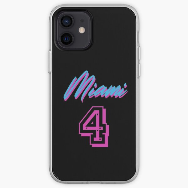 Victor Oladipo 4 Heat | Miami Summer iPhone Soft Case