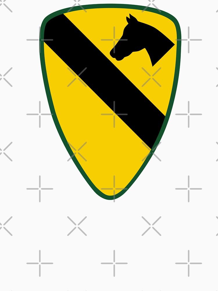 1st Cavalry by jcmeyer