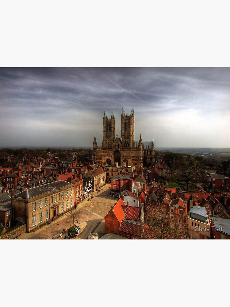 Lincoln Cathedral by christait