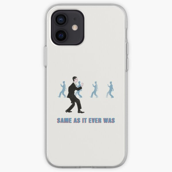 Talking Heads - Same As It Ever Was iPhone Soft Case