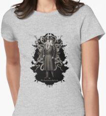 Mr Squid Women's Fitted T-Shirt