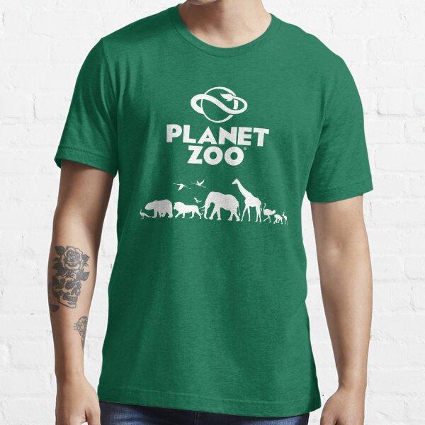 Planet Zoo Essential T-Shirt