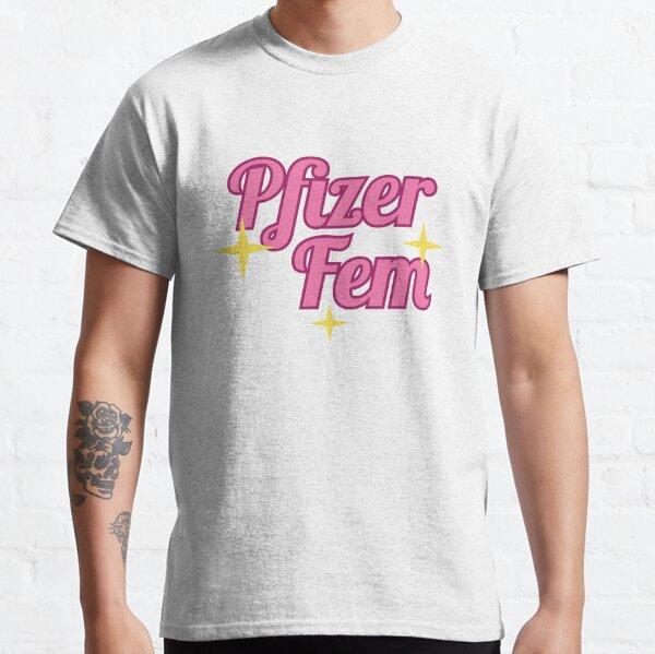 Pfizer Fem Classic T-Shirt