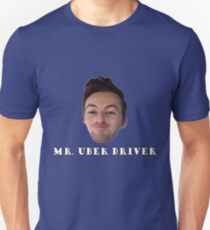Jake and Amir - MR. UBER DRIVER T-Shirt
