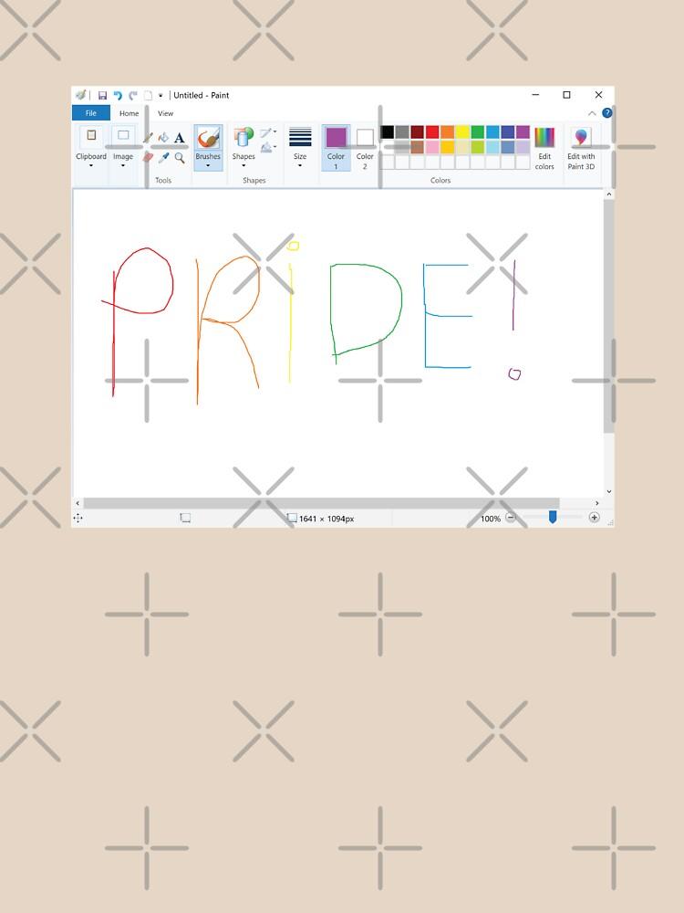 Pride! Paint by ArtJoshua