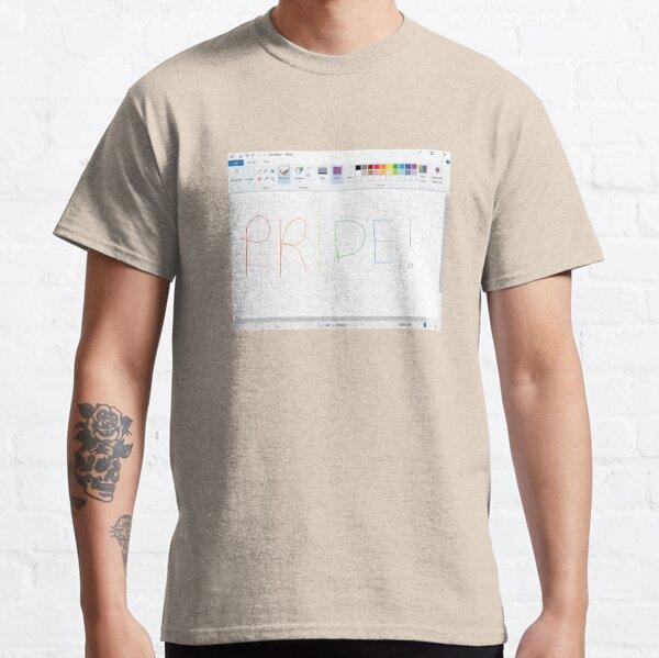 Pride! Paint Classic T-Shirt