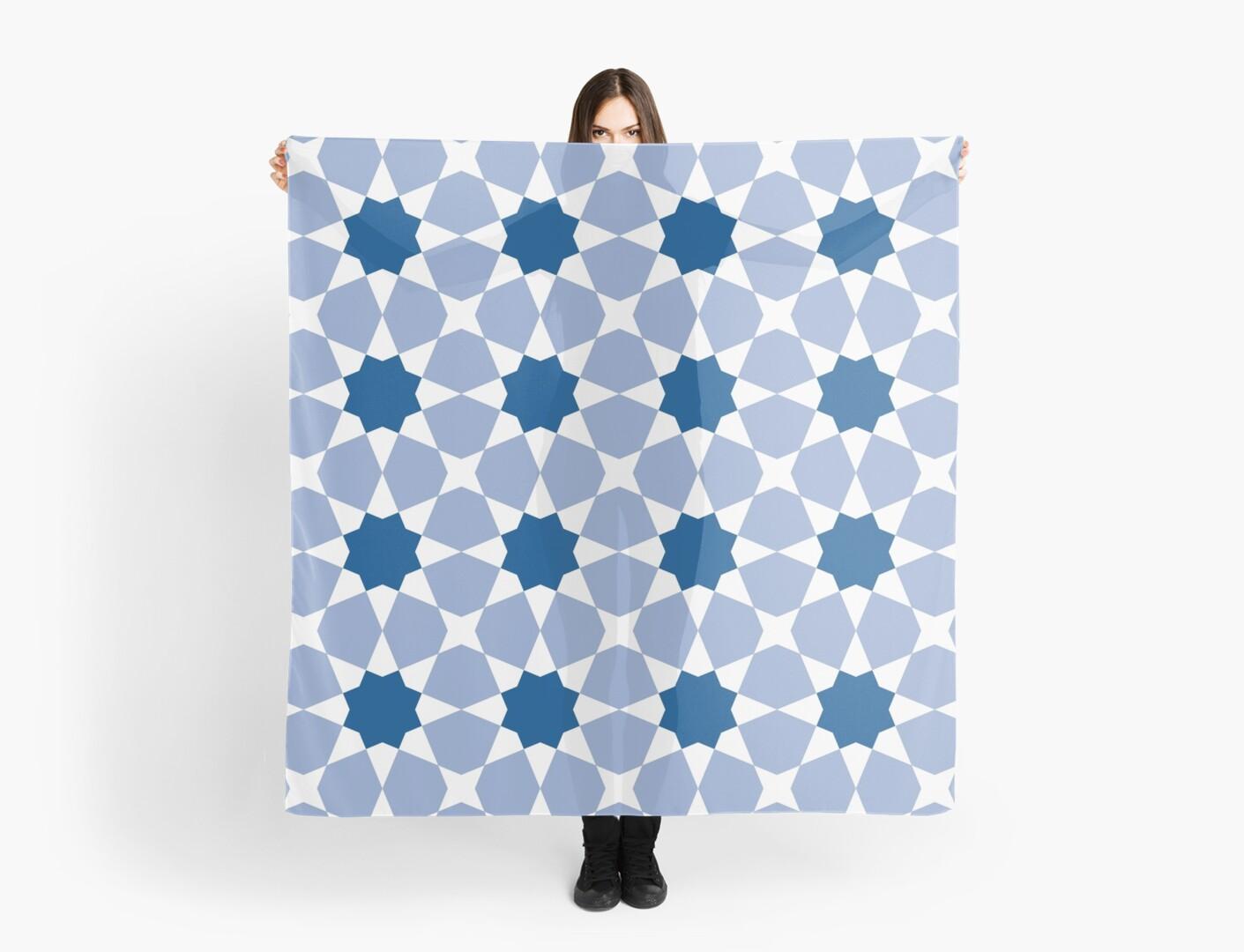 Islamic geometric pattern by elfina