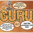 This Month's Sponsor - the Guru by Paul  Reynolds