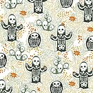 Skeleton Cacti by dcrownfield