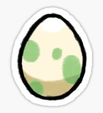 Pokemon Egg Sticker