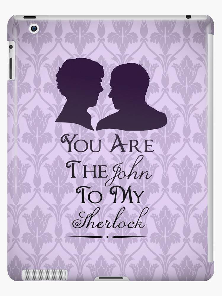 The John To My Sherlock by saniday