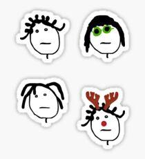 Best of Rhenna Sticker
