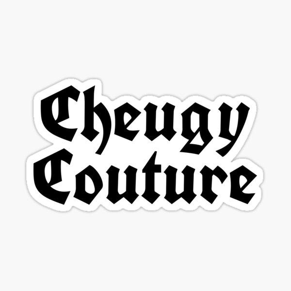 CHEUGY COUTURE Sticker