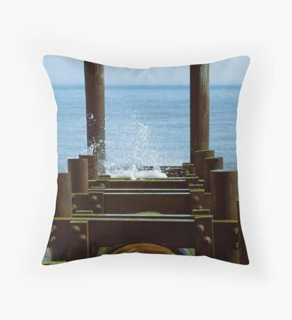 Untouchables Throw Pillow